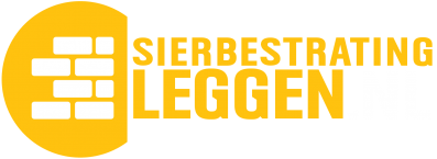 Sierbestrating leggen Eindhoven Logo